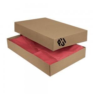 2 pice kraft box 300x300 - 2 Piece Kraft Gift Box