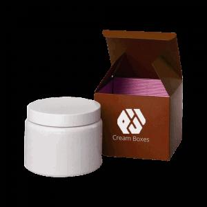 cream box 4 300x300 - Cosmetic Packaging Box