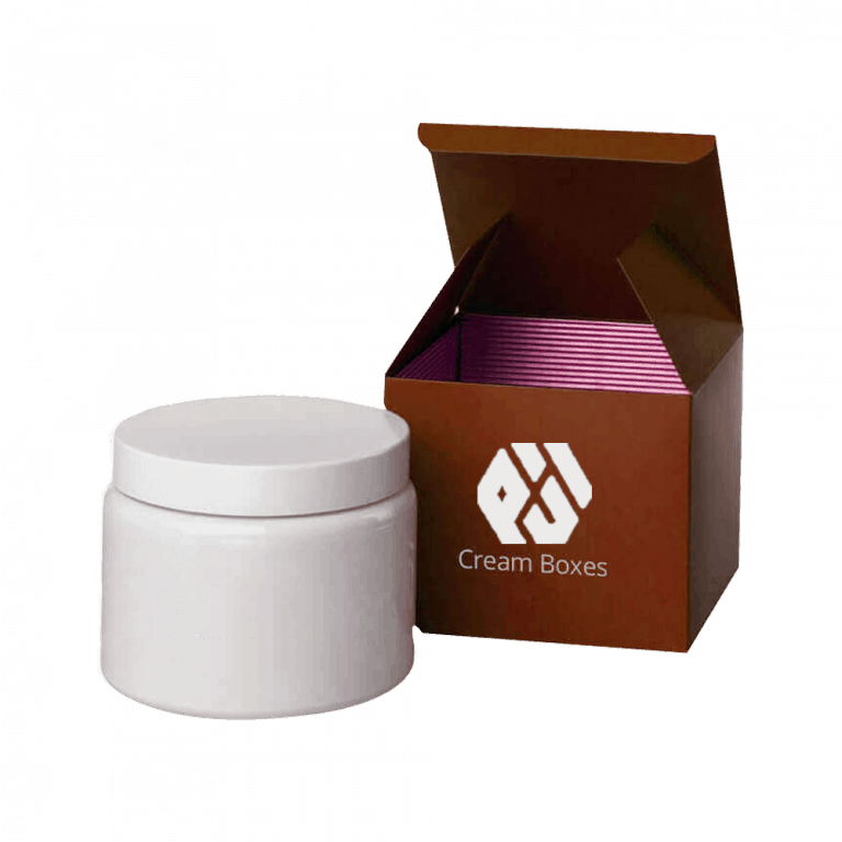 cream box 4 768x768 - Cosmetic Packaging Box