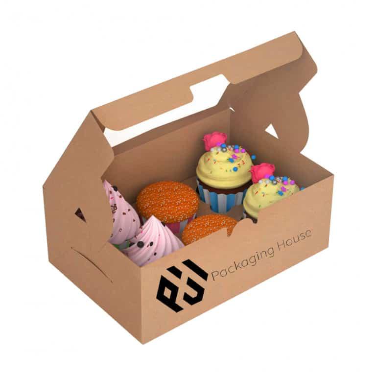 pound cake baker box mockup 768x768 - Pound Cake Bakery Boxes