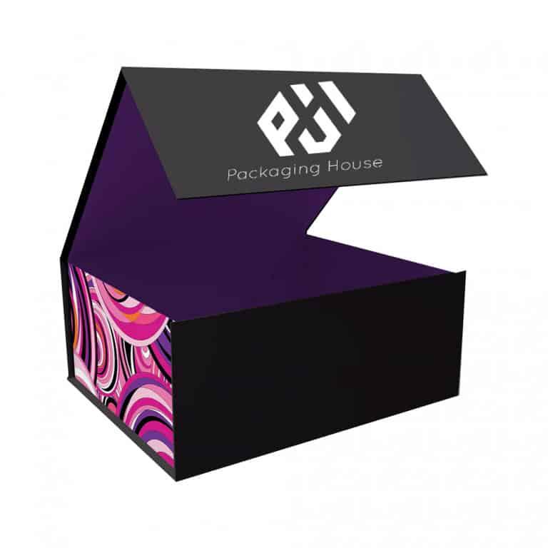 rigid box 5 768x768 - Magnetic Closure Rigid Box