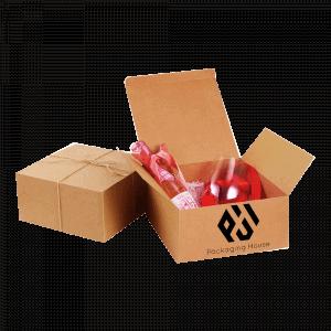 tuck top kraft box 1 300x300 - Kraft Tuck Top Packaging Boxes