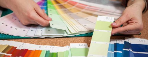 close up image of color cards on architect desk PDTDP7N p4alo4nglxbp570g18tfsfzgqb1yhxrh2idxlpcjuo - Home